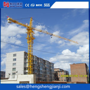 Crane Machinery Made in China by Hsjj-Qtz5010 pictures & photos