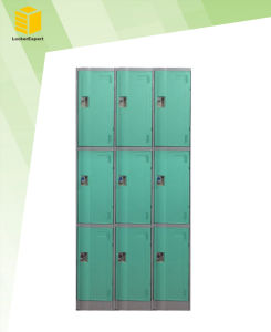 High Quality ABS Locker with Coin Lock pictures & photos