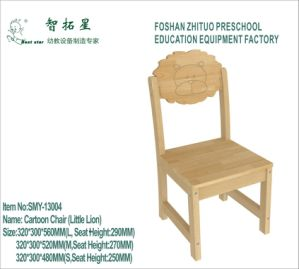 2014 New Design Kindergarten Furniture Wooden Children Chair