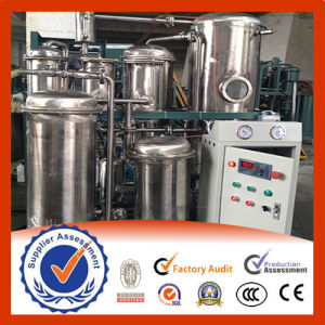 Phosphate Ester Fire-Resistant Oil Purifier Plant Tya-50 pictures & photos