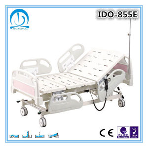 High Quality Electric ICU Patient Bed pictures & photos