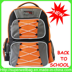 2016 Candy Color Fashion School Backpack Students Bag with Good Quality pictures & photos
