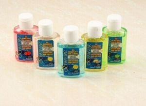 Anticeptic High Nutrition Scented Hand Sanitizer 30ml 50ml 60ml pictures & photos