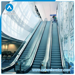 Energy-Saving Escalator with 35 Degree 800mm Step pictures & photos