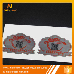 Custom Label Printing Food Adhesive Label pictures & photos