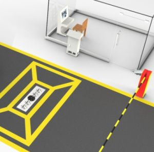 Auto Under Vehicle Inspection System with LCD Display Video and Memory Function pictures & photos