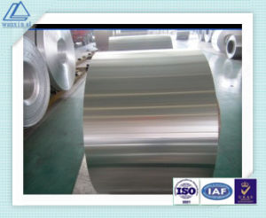 0.2-10mm Thickness Aluminum Coil for Building Industrial Usage