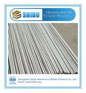 Outstanding Quality Polished Molybdenum Rod with Factory Price pictures & photos