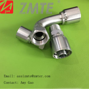 Factory High Quality Hydraulic Pipe Fitting pictures & photos
