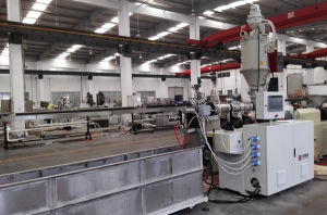 High Speed Extrusion Line for 3D Printing Filament