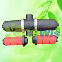 "4"" Dual Tank Disc Irrigation Filter (HT6520) pictures & photos"