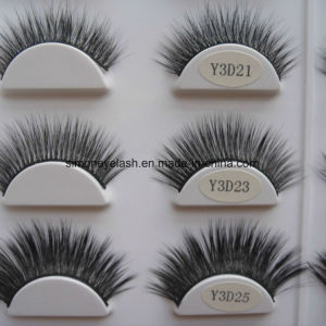 2017 Manufacturer Wholesale Private Label 3D Faux Mink Eyelashes pictures & photos