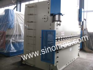 Numeric-Control Nc Plate Bending Machine/Hydraulic Press Brake (WC67K-250T/3200) pictures & photos