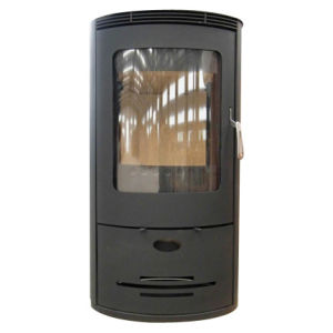 Classic Steel Plate Wood Burning Stove, Steel Stove (FL001) pictures & photos