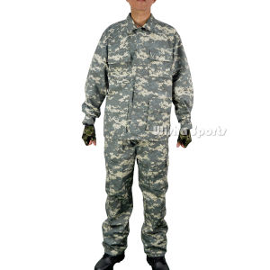 Acu Camo Military Uniform Shirt and Pant Suit at Bdu Style pictures & photos