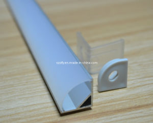 Corner LED Aluminum Profile 16*16 pictures & photos