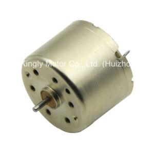 0.04W-1W Metal Brush Mini DC Motor for Intelligent Valve/Cleaner pictures & photos