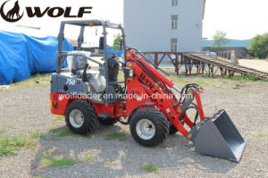 Wolf Mini750 Mini Tractor for Farm Machinery Zl06 pictures & photos