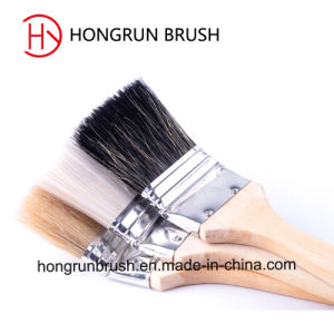 Long Wooden Handle Radiator Brush (HYRA0244) pictures & photos