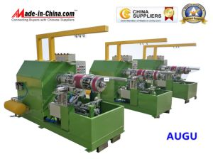 The Customizable Motorcycle Tyre Molding Machine with Fully Automatic Control pictures & photos
