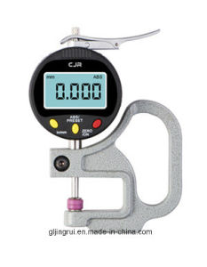 Cjr 0-30*0.001 Electronic Thickness Gauge