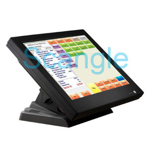 "Factory Price Touch LCD POS 15"" 500GB HDD pictures & photos"