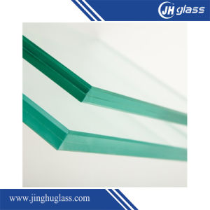 13.52mm Tempered Blue Laminated Glass pictures & photos