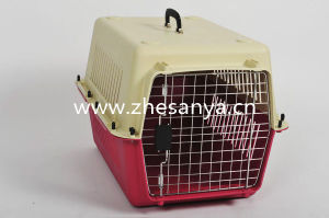 Plastic Pet Dog House, Portable Pet Carrier pictures & photos