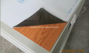 Yellow Wooden Grain Aluminum Composite Panel