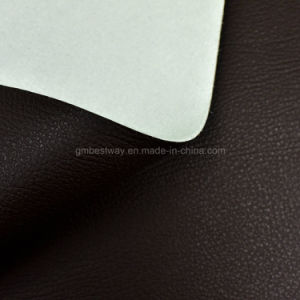 Embossed PU Artificial Leather for Handbag