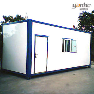 China Simple Prefab Steel Container House Cost (C-H 019) - China ...