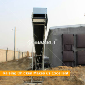 Chicken Manure Cleaning Machine with Manure Belt pictures & photos