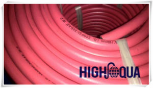 EPDM Material High Temperature Rubber Steam Hose with Fiber Braid pictures & photos
