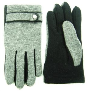 Lady Fashion Wool Gloves (JYG-25030) pictures & photos