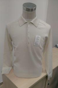 Men′s Cashmere Polo Neck Pullover Sweater (1514P)