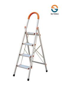 Stainless Steel Step Ladder (SG-LH102)