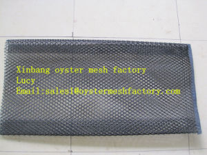 100% Virgin HDPE Oyster Basket pictures & photos