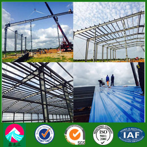 Standard Construction Light Steel Structure Warehouse (XGZ-SSB107) pictures & photos