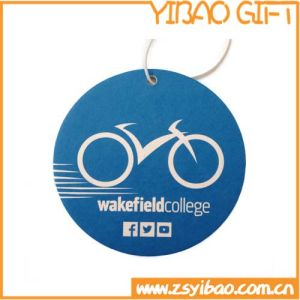 Advertising Gifts Hanging Paper Car/Truck Air Fresheners with Custom Logo (YB-f-005) pictures & photos