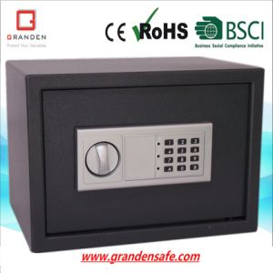 Electronic Safe Box for Home and Office (G-25ES) , Solid Steel pictures & photos