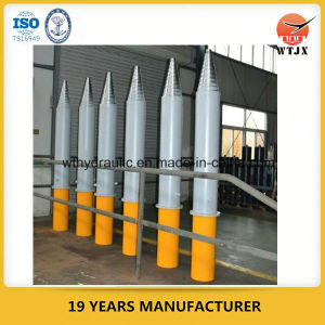 High Quality Cheap Parker Type Multi-Stage Telescopic Hydraulic Cylinder pictures & photos