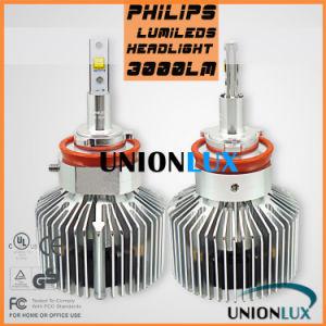 Super Bright 3000lm 25W Phi-Lips LED Car Headlight
