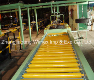 Tire Automatic Glue Spraying Machine pictures & photos
