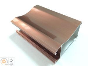 Electrophoresis Aluminum Extrusion Profile pictures & photos