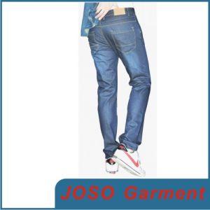 Men Slacks Denim Trousers (JC3028) pictures & photos