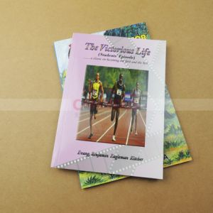 Novel Book Printing B/W Book Printing pictures & photos