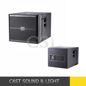 PRO Vrx918sp Active Subwoofer Speaker Box with Neodymium pictures & photos