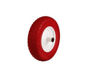 15*4.00-8 PU Foamed Wheelbarrow Tyre pictures & photos