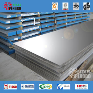 China Hot Selling 316 Stainless Steel Metal Sheet pictures & photos
