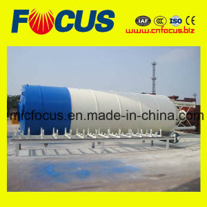Good Sealing 100t Cement Silo for Concrete Mixing Station pictures & photos
